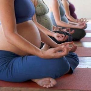 Pregnancy yoga in Amsterdam